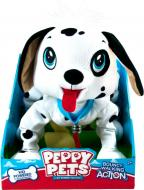 Іграшка м'яка інтерактивна Peppy Pets Весела прогулянка Далматинець 245284