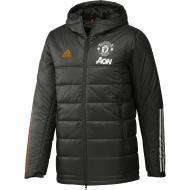 Ветровка Adidas MUFC WINT JK FR3682 р.S зеленый