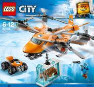 Конструктор LEGO City Арктика: Арктичний гелікоптер 60193