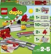 Конструктор LEGO DUPLO Залізничні колії 10882