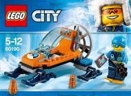 Конструктор LEGO City Арктика: Аеросани 60190