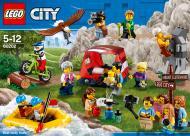 Конструктор LEGO City Набір фігурок – пригоди просто неба 60202