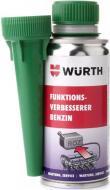 Присадка WURTH очищувач паливної системи бензинових двигунів 5861101150 150 мл
