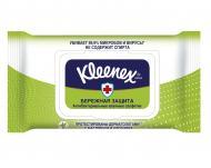 Антибактеріальні вологі серветки Kleenex Дбайливий захист 40 шт.