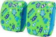 Нарукавники TECNOPRO KIDS SWIM AID Swim wing loops foam SS20 303325-900687салатовые