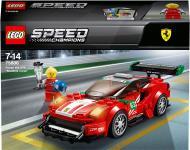 Конструктор LEGO Speed Champions Автомобіль Ferrari 488 GT3 Scuderia Corsa 75886