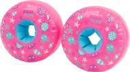 Нарукавники TECNOPRO KIDS SWIM AID Swim wing loops SS20 303343-900391 розовые