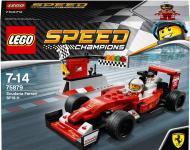Конструктор LEGO Speed Champions Автомобіль Scuderia Ferrari SF16-H 75879