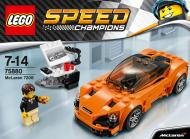 Конструктор LEGO Speed Champions Автомобіль McLaren 720S 75880