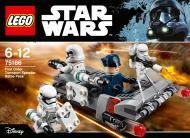 Конструктор LEGO Star Wars Спидер Первого ордена 75166