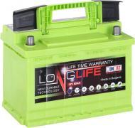 Акумулятор автомобільний Monbat Longlife N78L3X0_1 80А 12 B «+» праворуч
