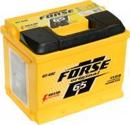 Акумулятор автомобільний Forse 65А 12 B «+» праворуч