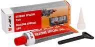 Герметик WURTH SILICONE SPECIAL 250 маслостійкий 70мл 0890323