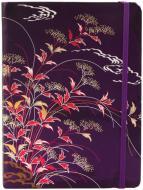Книга для нотаток FANCY Фіолетова фантазія 135x180 мм 80 арк Nota Bene