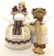 Кукла-мотанка КЛЮЙ На Счастье 7 см Разноцветная (K0017)