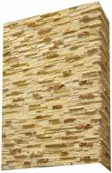 Плитка гіпсова пряма Живий камінь Європа 20 0,4 кв.м