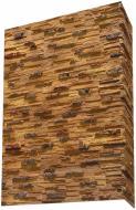 Плитка гіпсова пряма Живий камінь Європа 30 0,4 кв.м