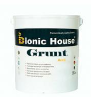 Грунтовка Bionic House акрилатная Grunt acril 3 л