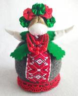 Кукла-мотанка КЛЮЙ На Счастье 7 см Разноцветная (K0068)