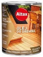 Олія для деревини Altax білий 0.75 л
