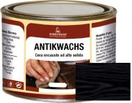 Воск Borma Wachs ANTIK WACHS 3423 60 черный глянец 0,5 л 0,819 кг