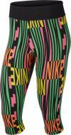 Лосини Nike W NSW PEACE PACK CAPRI AOP CJ3566-010 р.S чорний