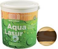 Лазурь Spot Colour Aqua Lasur венге шелковистый мат 2,5 л