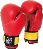 Боксерские перчатки Energetics 225553 10oz красный
