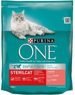 Корм Purina One SterilCat з лососем та пшеницею 800 г