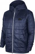 Куртка Nike M NSW SYN FIL JKT FLEECE LND CU4422-410 р.L синій