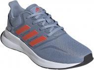 Кросівки Adidas RUNFALCON K FV9440 р.EUR 35 сірий