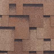Бітумна черепиця RoofOK Лабіринт кедр 3,45 кв.м