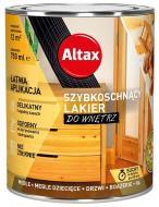 Лак швидковисихаючий Altax напівмат 0.75 л прозорий