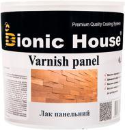 Лак панельний L002 Bionic House мат безбарвний 0,8 л