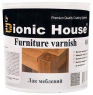 Лак меблевий L003 Bionic House напівмат безбарвний 0,8 л