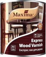 Лак Експрес Maxima напівмат 2.5 л прозорий