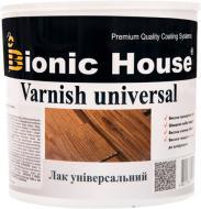Лак універсальний L001 Bionic House напівмат безбарвний 2,5 л