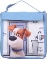 Термосумка блакитно-сіра The Secret Life of Pets