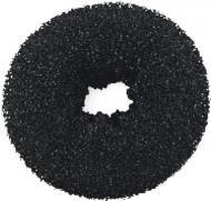 Валик для зачіски Top Choice чорний M 20384