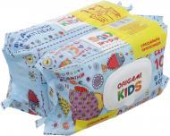 Вологі серветки Origami Kids 200 шт.