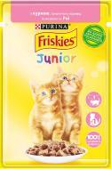 Корм Friskies Junior з куркою в підливі 85 г