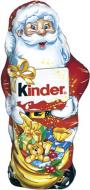 Шоколадна фігурка Kinder «Дед Мороз» 110 г (4008400511825)