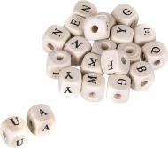 Декоративні вироби кубики з літерами