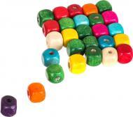 Декоративні вироби різнокольорові кубики