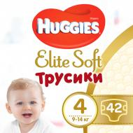 Підгузки-трусики Huggies Elite Soft Mega 4 9-14 кг 42 шт.