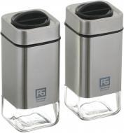 Набір для солі та перцю Steel Quadro 100 мл Flamberg Premium