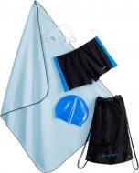 Набор для бассейна TECNOPRO Back to School Set Boys 270468-900050 р.152 черный