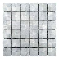 Плитка KrimArt мозаика Mix White МКР-2П 30,5x30,5