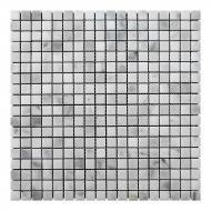 Плитка KrimArt мозаика Mix White МКР-4П 30,5x30,5