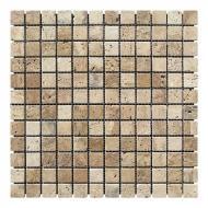 Плитка KrimArt мозаїка Travertin Classic МКР-2С 305x305
